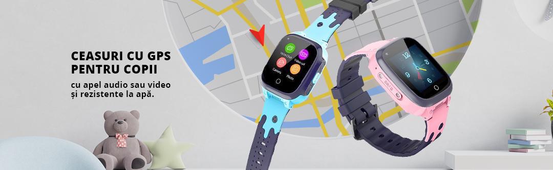 Ceasuri GPS
