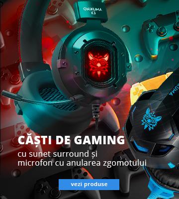 Casti gaming