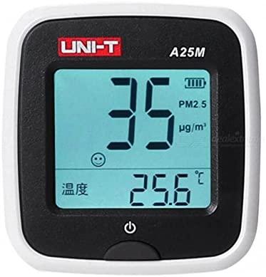 Tester calitate aer cu acumulator pentru particule PM25, termometru - Uni-T A25M [1]