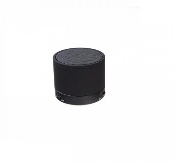 Boxa portabila metalica Optimus AT X44, rezistenta la apa, 3w, bluetooth, radio FM, handsfree, card micro-sd, black [0]