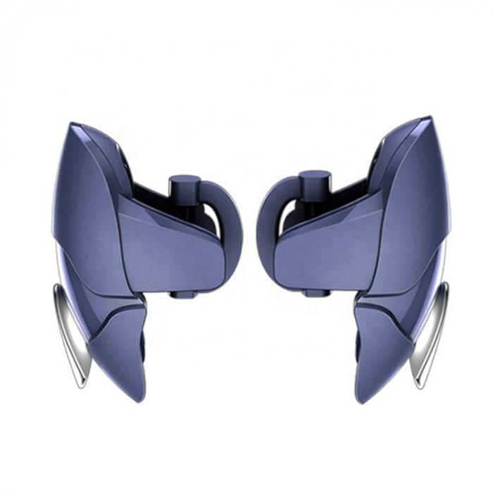 Butoane speciale de gaming tip rechin pentru telefoane compatibile PUBG mobile [3]
