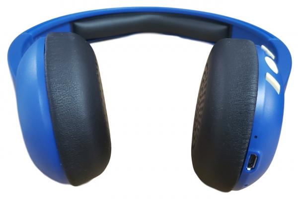 Casti Audio On-Ear Mic Skullcandy Bt Wireless Royal/Cream/Blue [3]