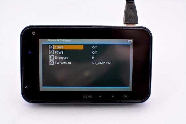 Camera auto Optimus AT M3 1080P 30fps fullHD, limba romana, 170 grade, 3.0 inch, LDWS, FCWS, mod parcare, cablu 3,5 metri [3]