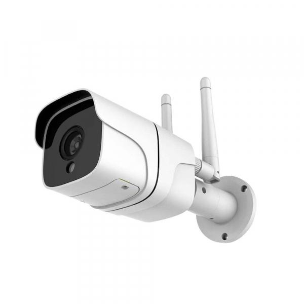 Camera supraveghere exterior IP WIFI Optimus AT AP-60 2.0 mpx fullHD 1920*1080P, comunicare bidirectionala, night vision, cloud aplicatie telefon [2]