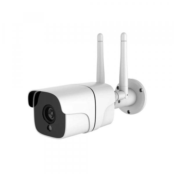 Camera supraveghere exterior IP WIFI Optimus AT AP-60 2.0 mpx fullHD 1920*1080P, comunicare bidirectionala, night vision, cloud aplicatie telefon [4]