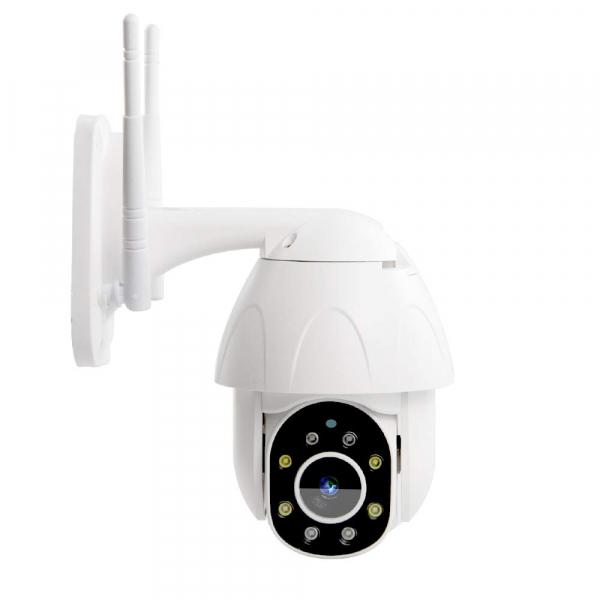Camera supraveghere interior / exterior Optimus AT 9825-2 fullHD  / 15fps, 2 mp comunicare bidirectionala, vedere noctura, aplicatie telefon [1]
