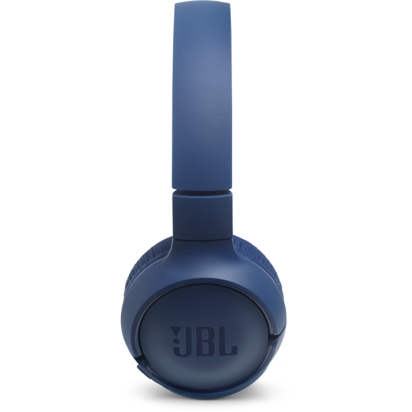 Casti audio On-ear JBL Tune 500, Wireless, Bluetooth, Pure Bass Sound, Hands-free Call, 16H, albastru [3]