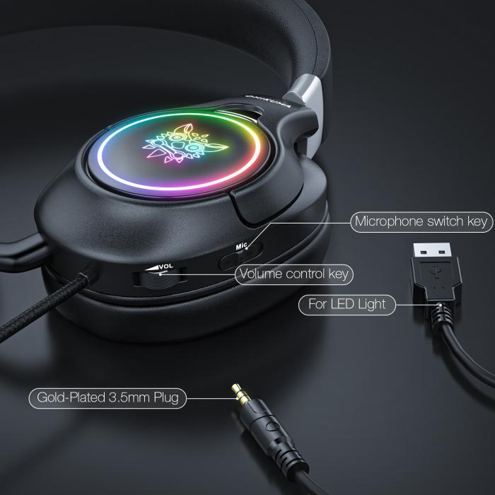 Casti gaming stereo Onikuma K15 [1]