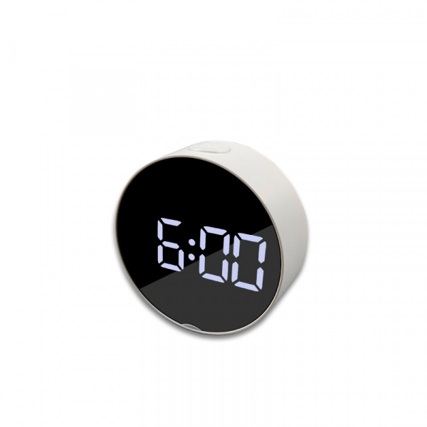 Ceas multifunctional cu cifre mari, ecran tip olginda Optimus AT 6505 termometru, alarma, snooze, baterii priza [0]