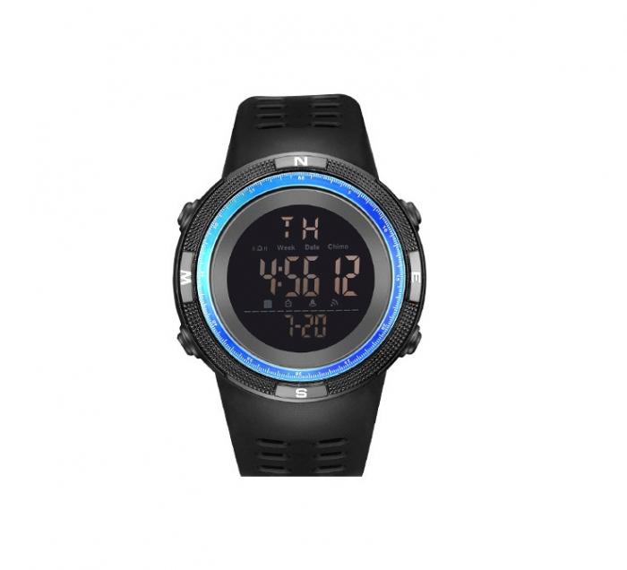 Ceas sport cu alarma SK75, albastru [0]