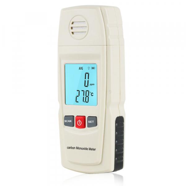 Detector monoxid de carbon Optimus AT 8805 interval 0-1000 ppm masurare temperatura [0]