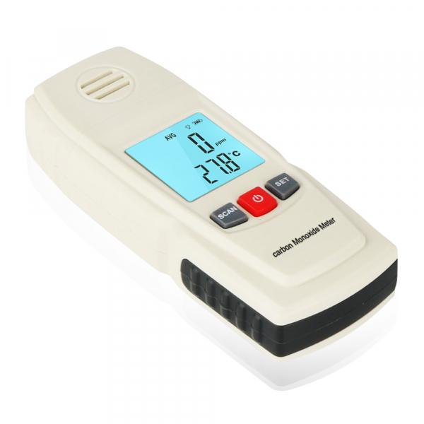 Detector monoxid de carbon Optimus AT 8805 interval 0-1000 ppm masurare temperatura [3]