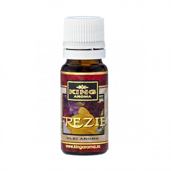Pachet 10 uleiuri aromaterapie florale King Aroma [2]
