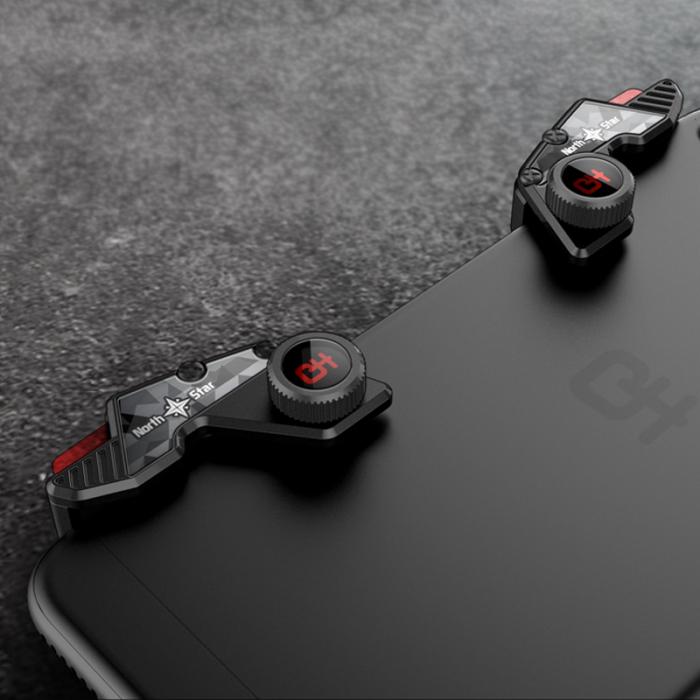 Butoane speciale de gaming S8 pentru telefoane compatibile PUBG mobile [1]