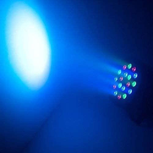 Proiector cu lumini RGB 18 culori joc de lumini pentru petreceri, cluburi [2]