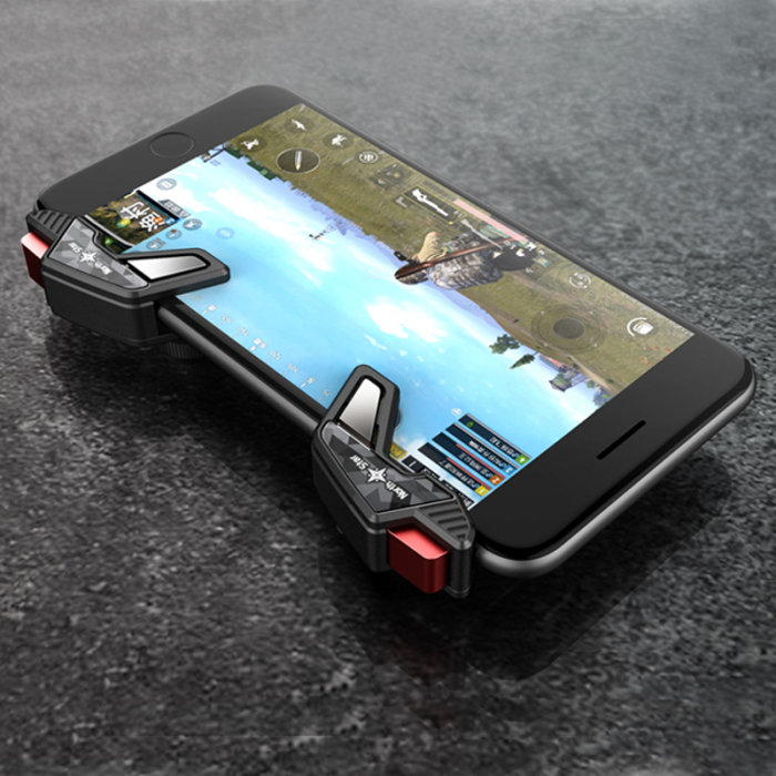 Butoane speciale de gaming S8 pentru telefoane compatibile PUBG mobile [3]