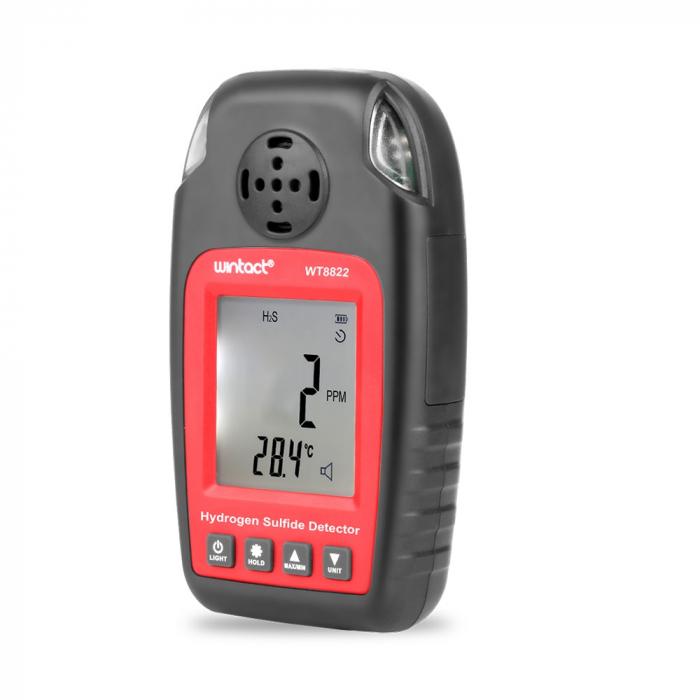 Detector Hidrogen Sulfurat (H2S) Wintact WT8822 [0]