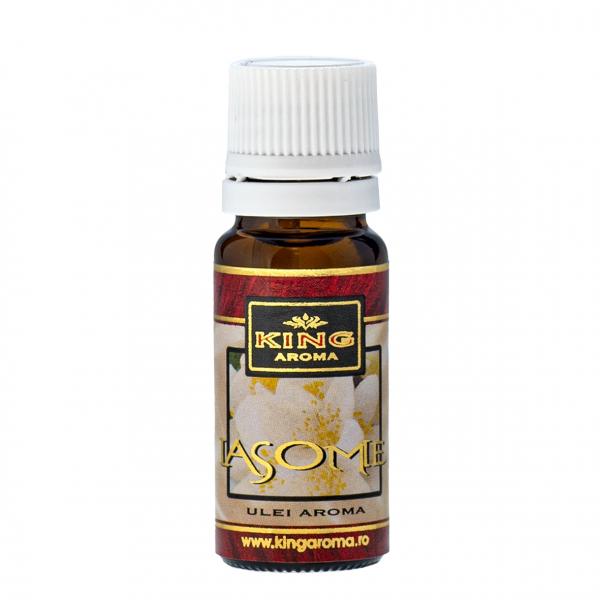 Pachet 10 uleiuri aromaterapie florale King Aroma [3]