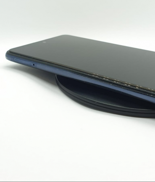 Incarcator rapid ultraslim wireless Optimus AT 61 15W Qi (inductie), type-C, negru [9]