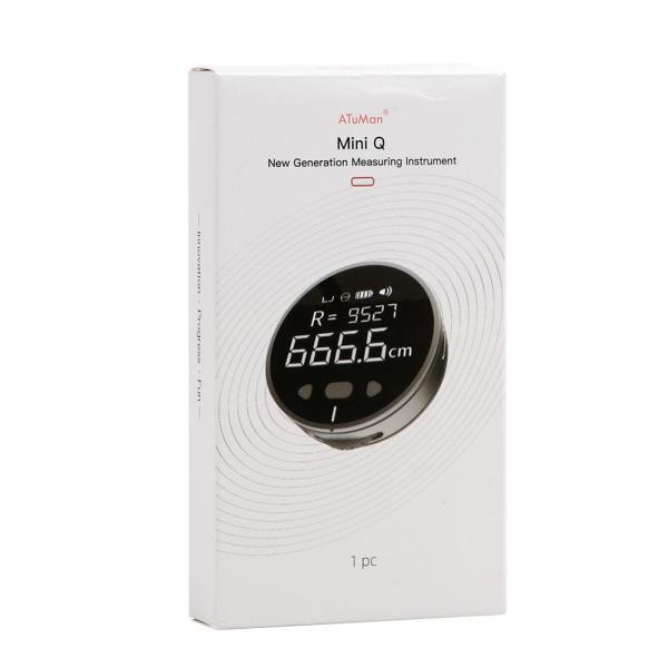Mini ruleta electronica 0-99m, 35grame, autonomie 200 de zile, Duka Atuman RZ-Q [2]