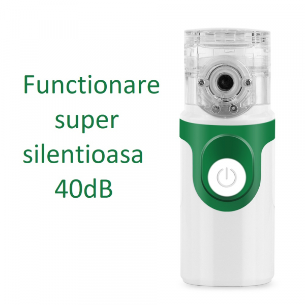 Nebulizator portabil ultrasunete Optimus AT 824 [2]