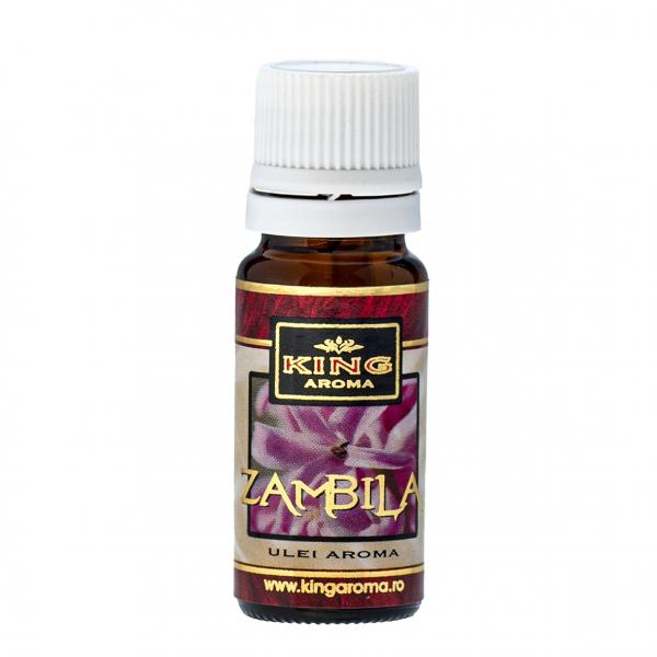 Pachet 10 uleiuri aromaterapie Flower Down King Aroma [5]