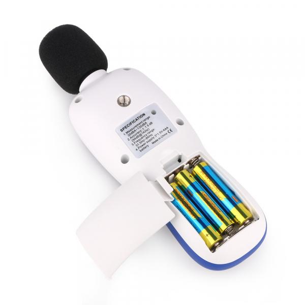 Sonometru Optimus AT 85 plus aparat de masurare a decibelilor decibelmetru [3]