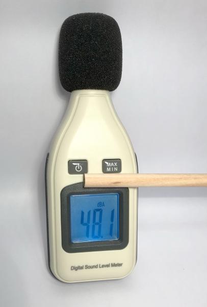 Sonometru Optimus AT RZ1351 aparat de masurare a decibelilor decibelmetru aparat de masura nivel sunet [2]