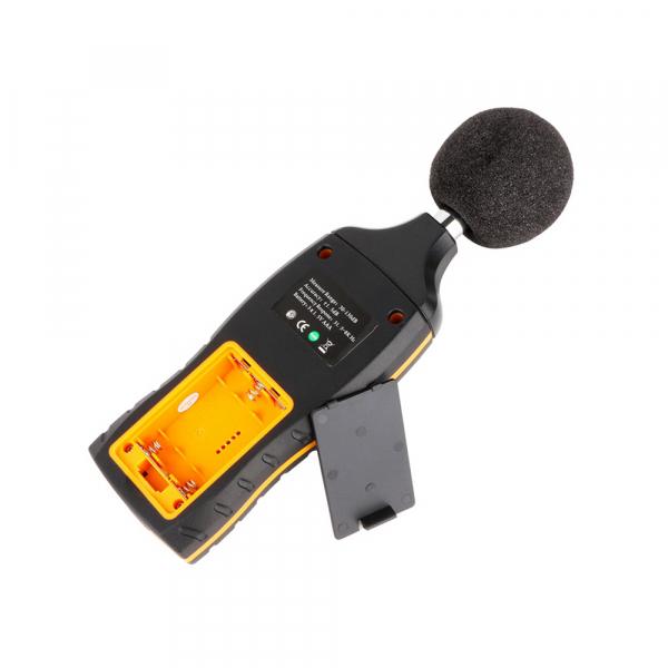 Sonometru profesional SNDWAY 523 plus aparat de masurare a decibelilor decibelmetru [2]