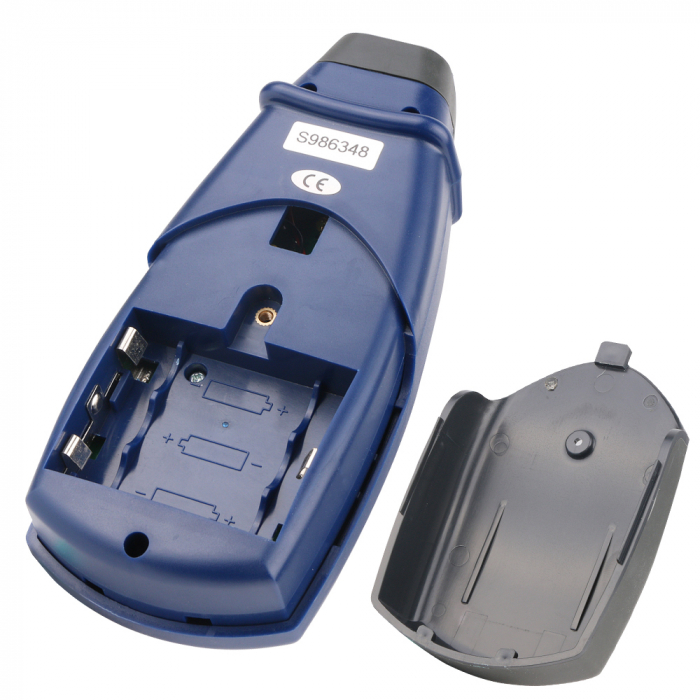 Tahometru digital fara contact Optimus AT 2234, masurare viteza rotatie pe minut RPM [3]