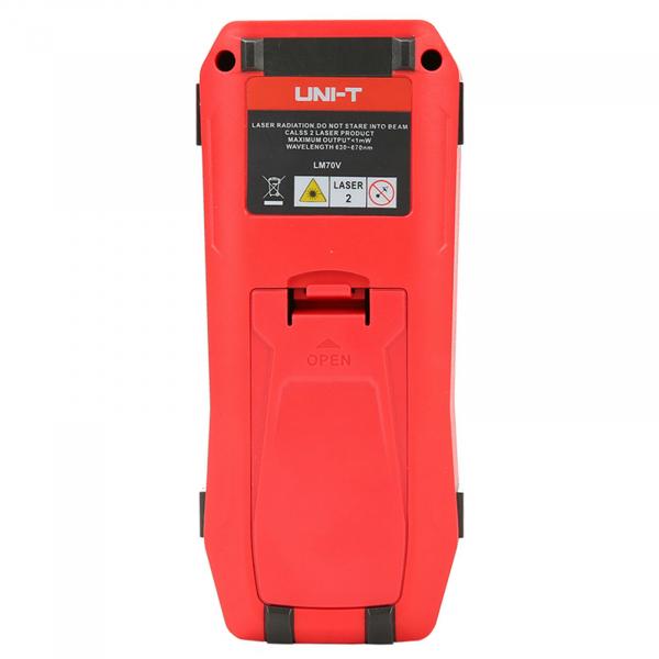 Telemetru Uni-T LM50V functii multiple, 5 cm-50 m, distanta, aria, volum, pitagora, boloboc, toleranta 1,5mm [2]