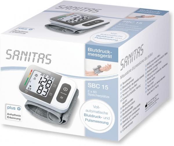 Tensiometru de incheietura automat Sanitas SBC 15 [4]