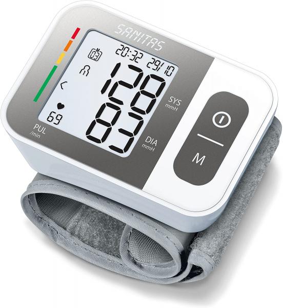 Tensiometru de incheietura automat Sanitas SBC 15 [0]