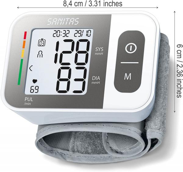 Tensiometru de incheietura automat Sanitas SBC 15 [2]