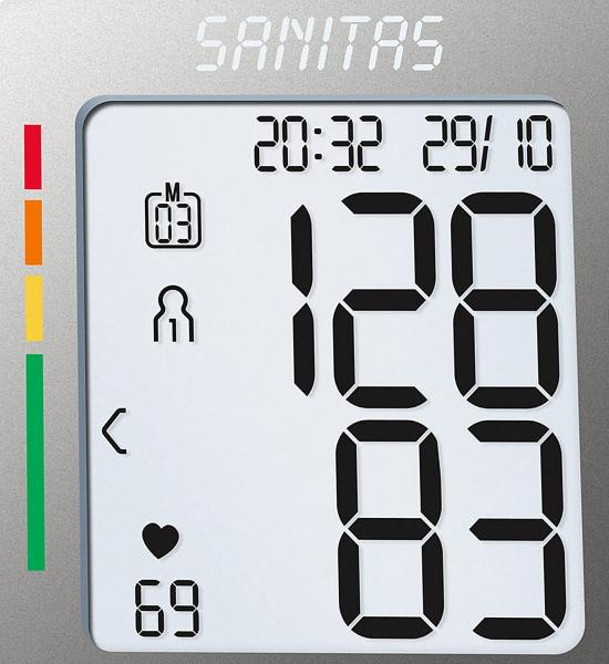 Tensiometru de incheietura automat Sanitas SBC 15 [1]