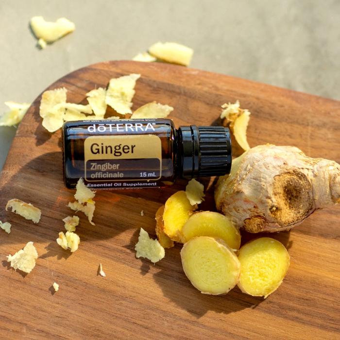 Ulei Esential Ginger (Ghimbir), 15 ml, DōTerra [0]