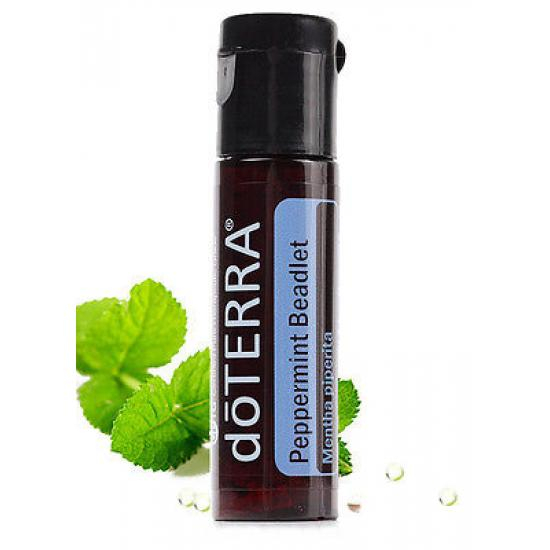 DoTERRA Peppermint Beadlets - pentru digestie - 125g [0]