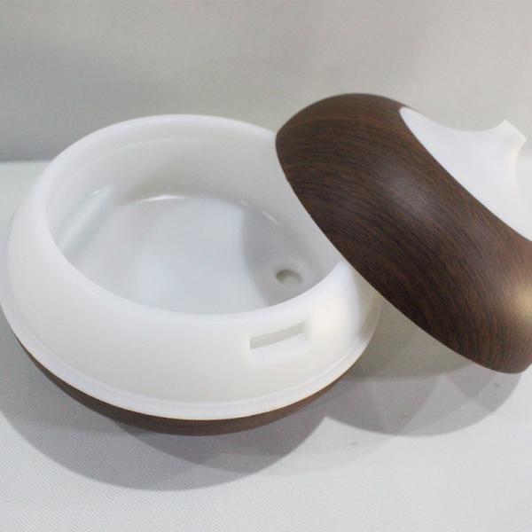 Umidificator Optimus AT Home™ 1704 cu ultrasunete, aromaterapie, 25-30m², purificator aer, difuzor, rezervor 300ml, dark wood [2]