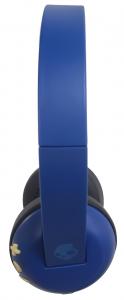 Casti Audio On-Ear Mic Skullcandy Bt Wireless Royal/Cream/Blue [2]