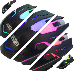 Kit Gaming 3 in 1 - casti, mouse, pad - Object [1]