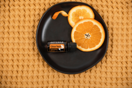 Amestec de Uleiuri Esentiale Citrus Twist, 15 ml DōTerra [2]