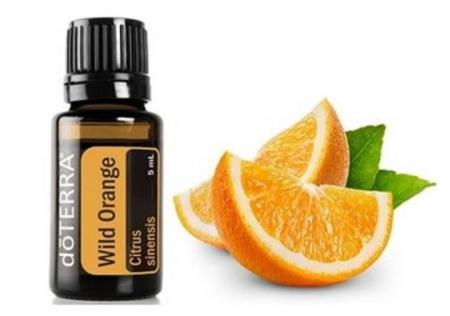 Ulei esential de Portocala Salbatica (Wild Orange) 5ml doTERRA [1]