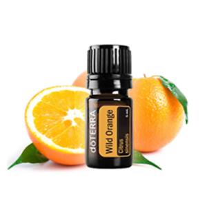 Ulei esential de Portocala Salbatica (Wild Orange) 5ml doTERRA [0]