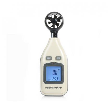 Anemometru multifunctional Optimus AT 816 plus scara Beaufort temperatura viteza vant [0]