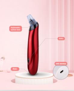 Aparat curatare ten Optimus AT Skin™ XL00BS inlaturare puncte negre, pompa vacuum, red [3]