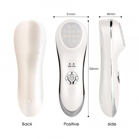 Instrument multifunctional cu lumina  LED Optimus AT Skin™  OFY-1503 pentru infrumusetarea si tratarea diverselor probleme ale pielii [6]