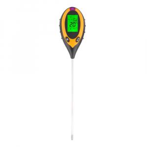 Aparat multifunctional testare PH, umiditate, temperatura pamant, luminozitate Optimus AT 89 sol [0]