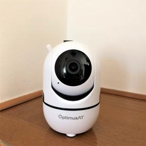 Camera supraveghere interior IP WIFI Optimus AT 288-3 fullHD - 3mpx, detectie umana, functie de autourmarire subiect, comunicare bidirectionala, night vision, aplicatie telefon [2]