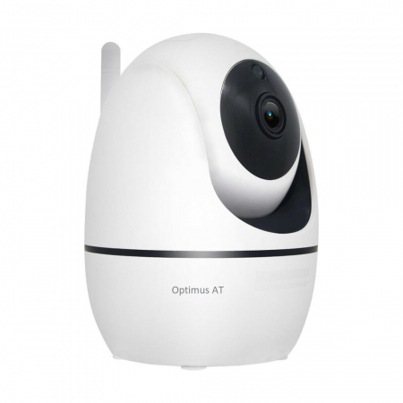 Camera supraveghere IP WIFI Optimus AT 688-3 HD 1280*720P  3.0MP, cloud, comunicare bidirectionala, functie de autourmarire subiect, night vision, aplicatie telefon [2]
