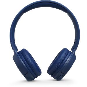 Casti audio On-ear JBL Tune 500, Wireless, Bluetooth, Pure Bass Sound, Hands-free Call, 16H, albastru [2]